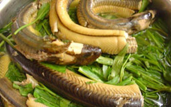 Món ăn từ lươn ngon bổ dưỡng cho bé