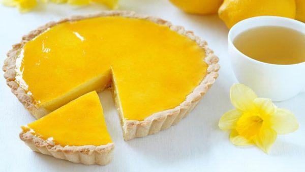 Bánh Lemon Tart của Pháp