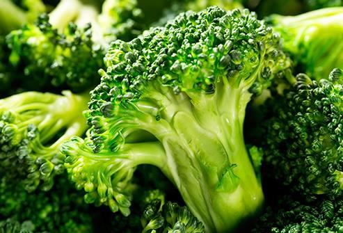 Bông cải xanh có công dụng phòng chống ung thư