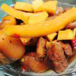 Món thịt kho dừa dân dã ngon đậm đà