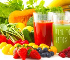 Thực phẩm giúp thanh lọc cơ thể cực hiệu quả