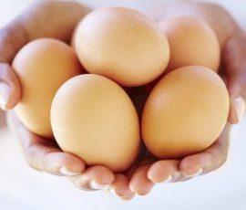 Món ăn từ trứng gà giúp chữa bệnh hiệu quả