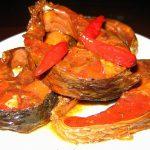 Món cá trắm kho riềng ngon đậm đà đưa cơm