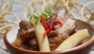 Món thịt kho dừa mềm ngọt ngon khó cưỡng