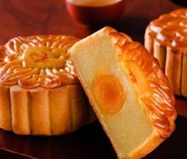 Món bánh trung thu nhân đậu xanh cực ngon