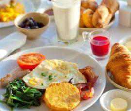 Thực phẩm buổi sáng không nên ăn uống