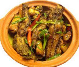 Món cá bống kho nghệ dân dã ngon cơm