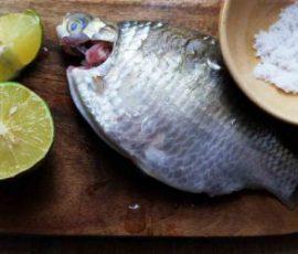 Bí quyết khử mùi tanh của cá tại nhà