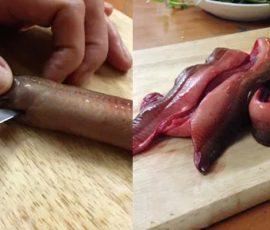 Bí quyết chế biến lươn sạch nhớt mà không bị tanh