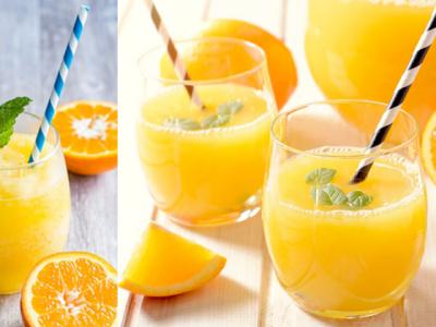 Nước cam vắt nguyên chất