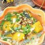 Món canh bí đỏ chay ngon bổ dưỡng tại nhà