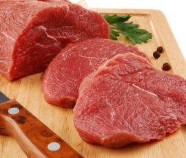 Chế biến thịt bò đúng cách