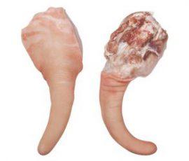 Món ăn từ đuôi lợn bổ dưỡng cho các quý ông