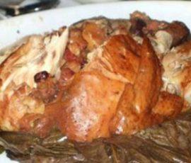 Món gà ăn mày ngon bá cháy