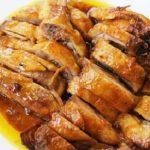 Món vịt kho nước dừa ngon miễn chê