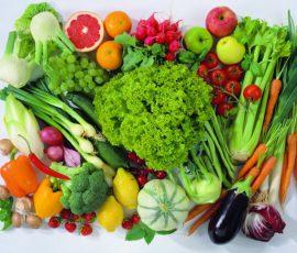 Thực phẩm tốt cho sức khỏe trong mùa nắng nóng