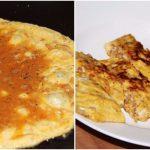 Món trứng chiên bọc thịt mang vị ngon mới lạ