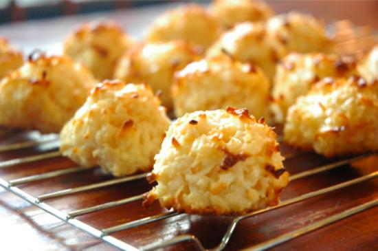 Nướng bánh dừa