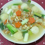 Món canh cá khoai tây ngọt thanh cho ngày nóng