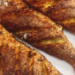 Món cá hường chiên muối sả đơn giản ngon cơm