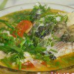 Món canh chua cá rô phi dân dã mà ngon tuyệt