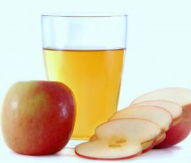 Công dụng của nước táo ép bạn đã biết chưa
