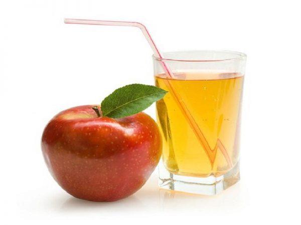 Nước ép táo tốt cho tim mạch và làm sạch gan