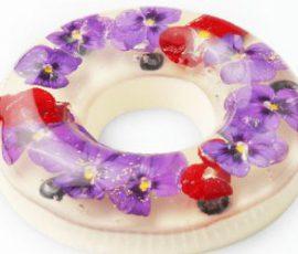 Món ăn từ hoa tươi vừa đẹp vừa ngon khó cưỡng