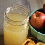 Món nước ép táo uống mỗi sáng giúp đẹp da