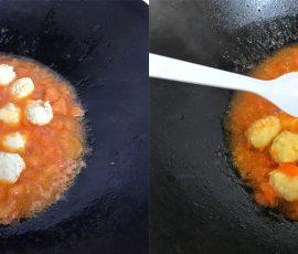 Món canh gà viên chua ngọt bổ dưỡng