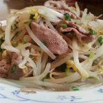 Món giá xào thịt bò thanh mát bổ dưỡng
