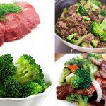 Món rau xào thịt bò vừa ngon vừa dễ làm