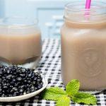 Món sữa đậu đen lá dứa bổ dưỡng cho bé và bà bầu