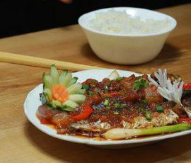 Món cá nục kho cà chua đậm đà ngon cơm