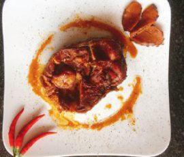 Món cá trắm kho riềng kiểu mới ăn là nghiền