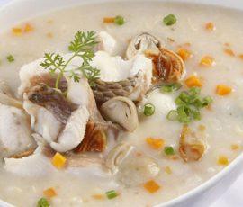 Món cháo cá lóc bí đỏ ngon bổ dưỡng không bị tanh