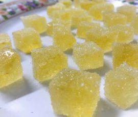 Món kẹo dẻo bằng nước ép trái cây siêu dễ tại nhà