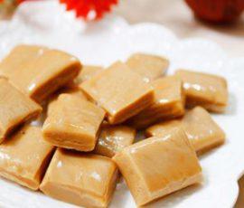 Cách làm kẹo dừa béo thơm ngọt ngon tại nhà