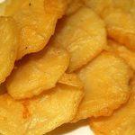 Món khoai tây chiên bột đậu xanh