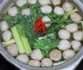 Món lẩu bò thập cẩm mềm ngon bổ dưỡng
