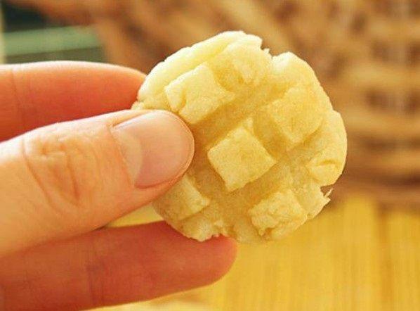 Món bánh quy khoai lang thơm ngon hấp dẫn