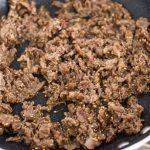 Món bò sốt mè thơm mềm cho bữa tối