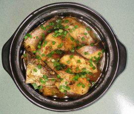 Món cá lóc kho thịt đậm đà ngon cơm