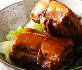 Món thịt kho Đông Pha thơm mềm ngon tuyệt