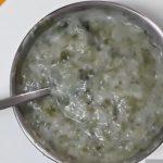 Món cháo trứng rong biển ngon bổ dưỡng cho bé