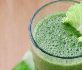 Món nước ép bắp cải có thực sự giảm cân?