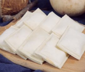 Món bánh sữa chua Đài Loan ngon chuẩn vị
