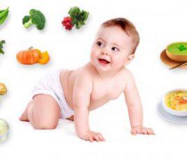 Nấu cháo cho bé nên dùng loại rau củ nào?