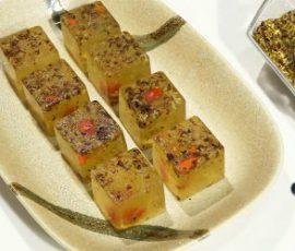 Món bánh quế hoa bằng bột rau câu ngon lạ miệng