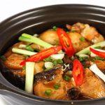 Món cá chép kho tộ ngon đậm vị đưa cơm